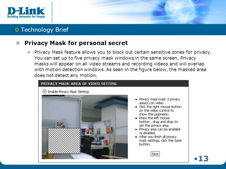 Privacy Mask for personal secret