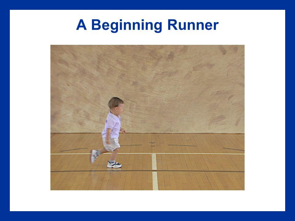 A Beginning Runner