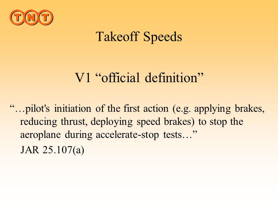 V1 official definition