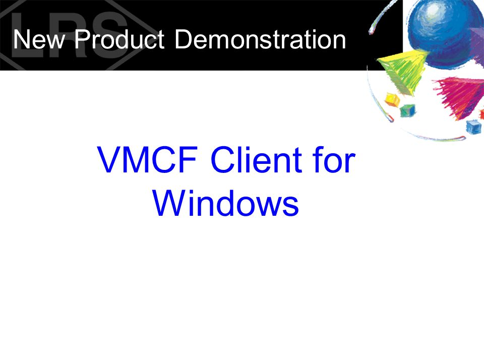 New Product Demonstration