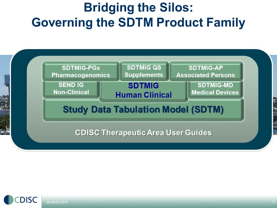 Governing the SDTM Product Family
