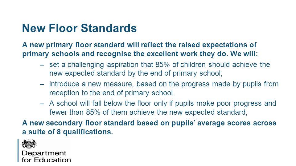 New Floor Standards