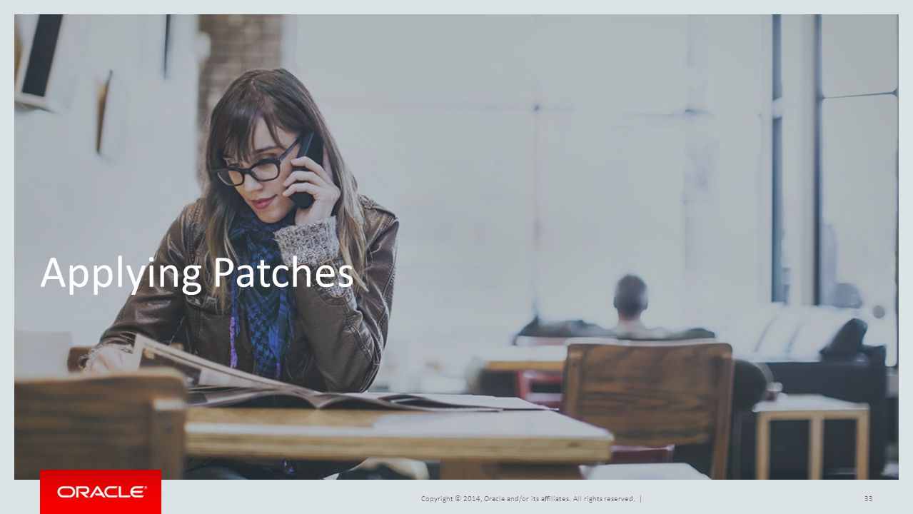 Applying Patches