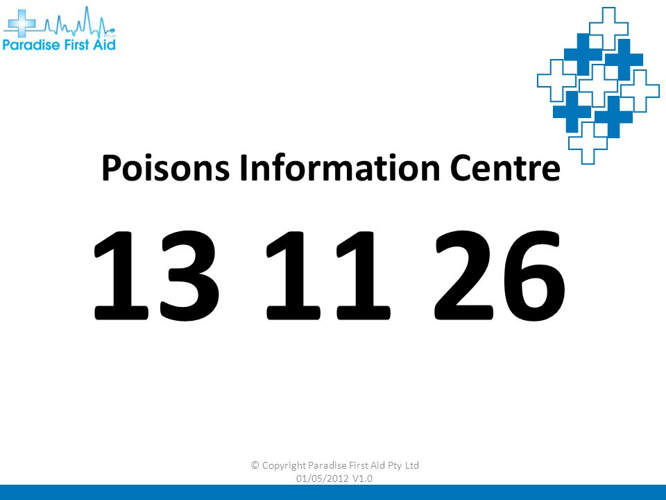 Poisons Information Centre