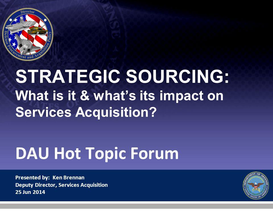 Define Strategic Sourcing The Multi-Step Strategic Sourcing Framework