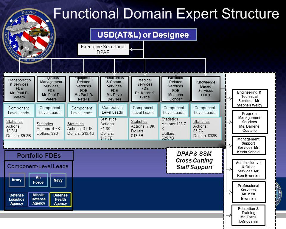 Functional Domain Expert Portfolio: Roles & Responsibilities