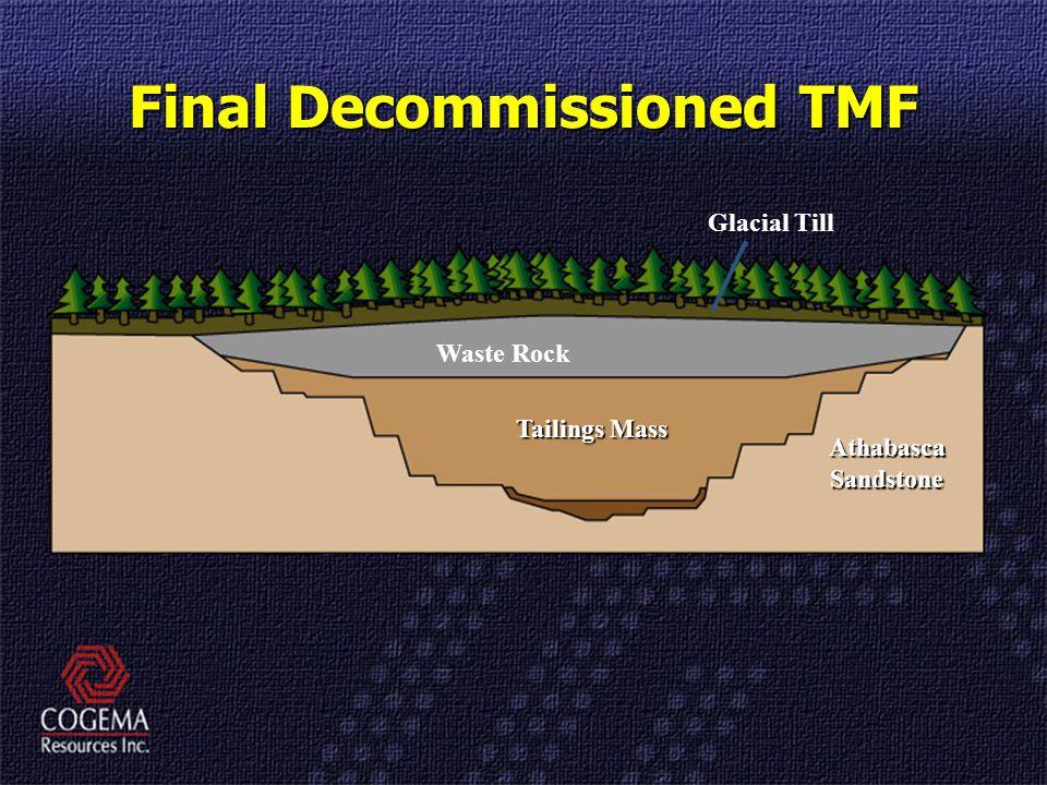 Final Decommissioned TMF
