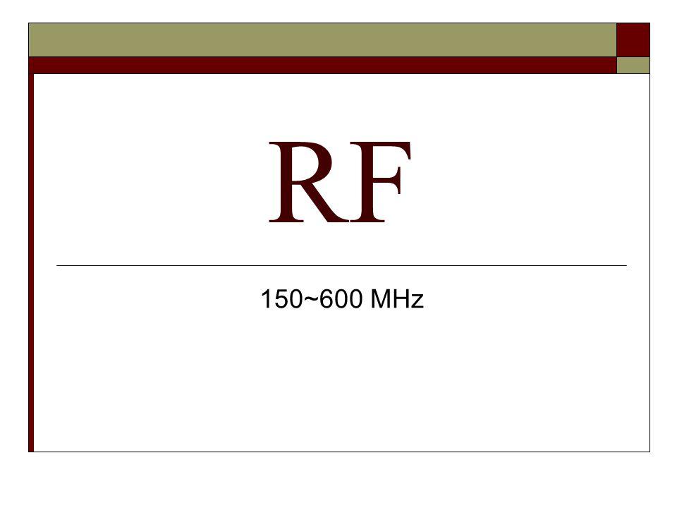 RF 150~600 MHz