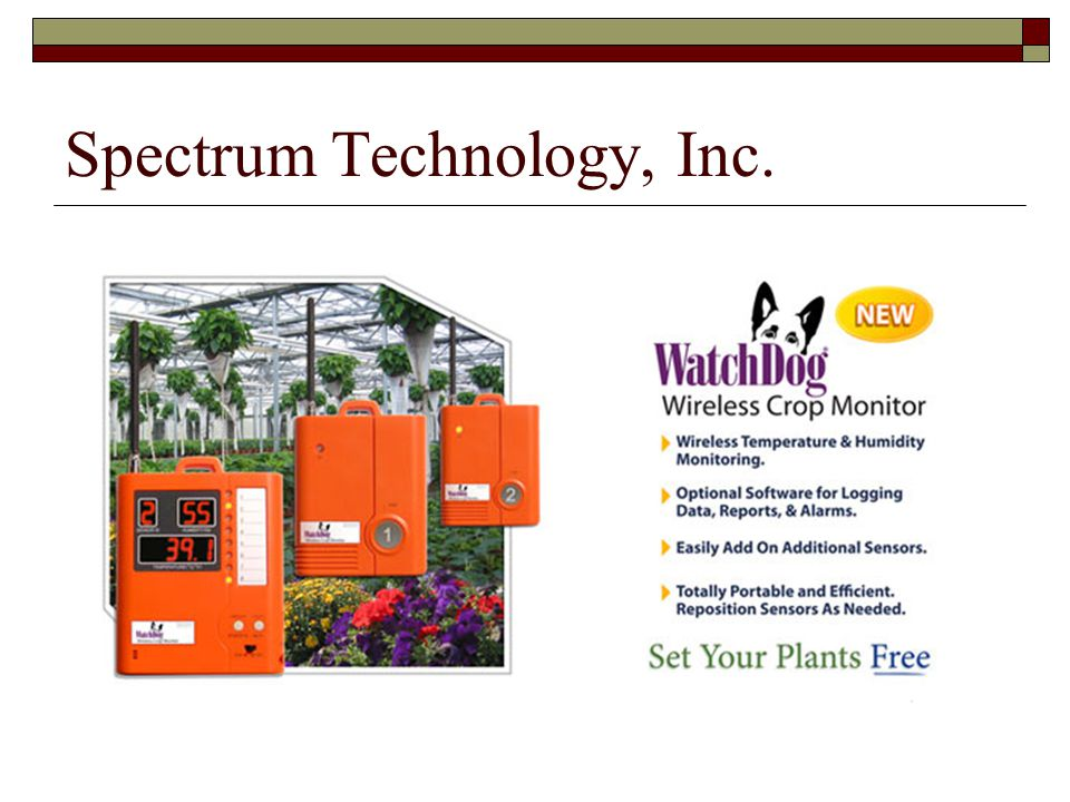Spectrum Technology, Inc.