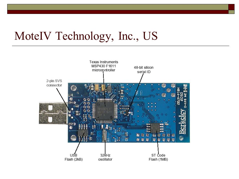 MoteIV Technology, Inc., US