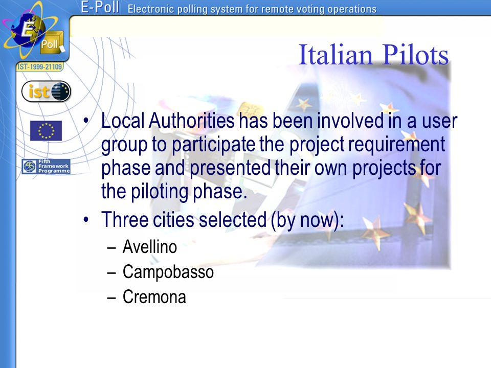 Italian Pilots