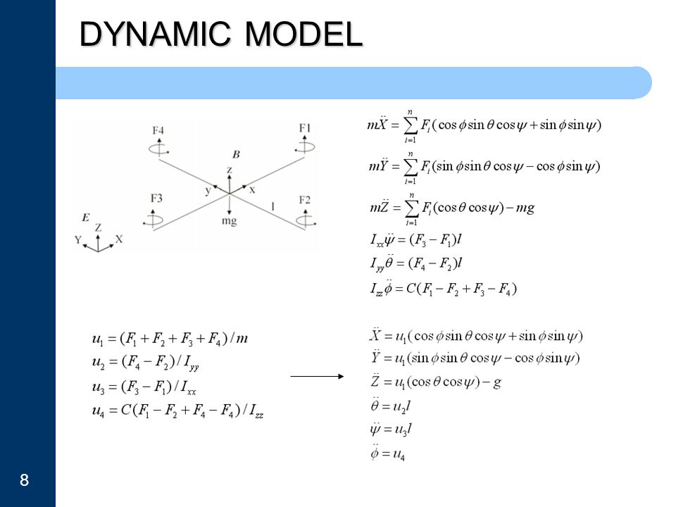 DYNAMIC MODEL 8