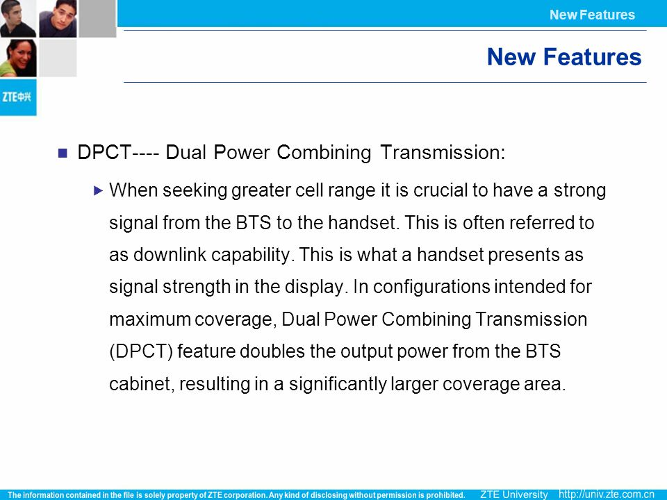 New Features DPCT---- Dual Power Combining Transmission: