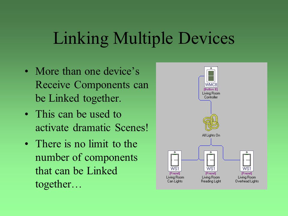 Linking Multiple Devices
