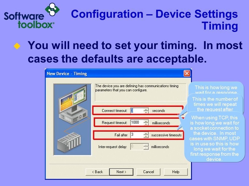 Configuration – Device Settings Auto-Demotion