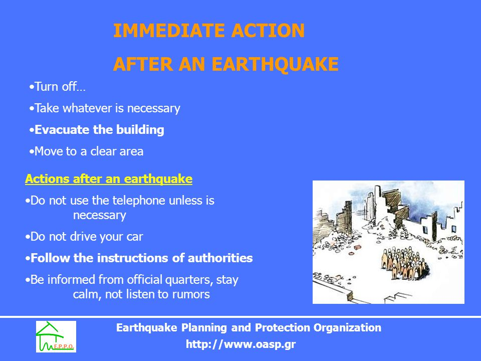 Earthquake Planning and Protection Organization