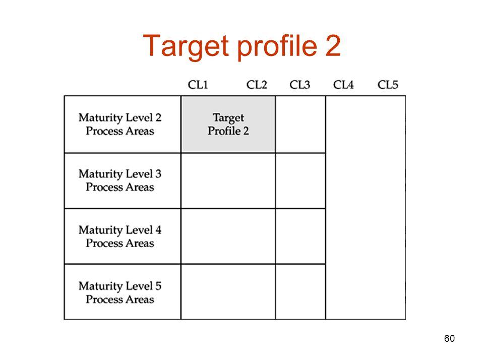 Target profile 2