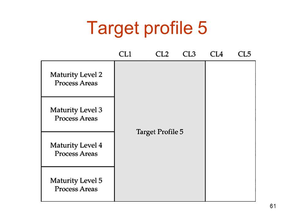 Target profile 5
