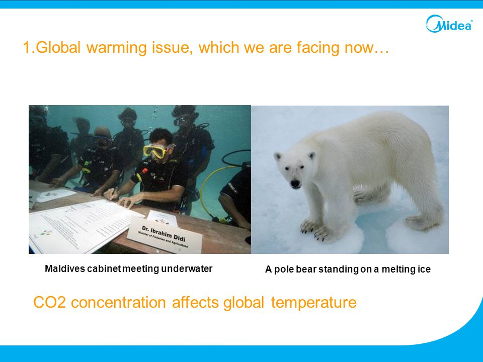 1.Global warming issue, which we are facing now…
