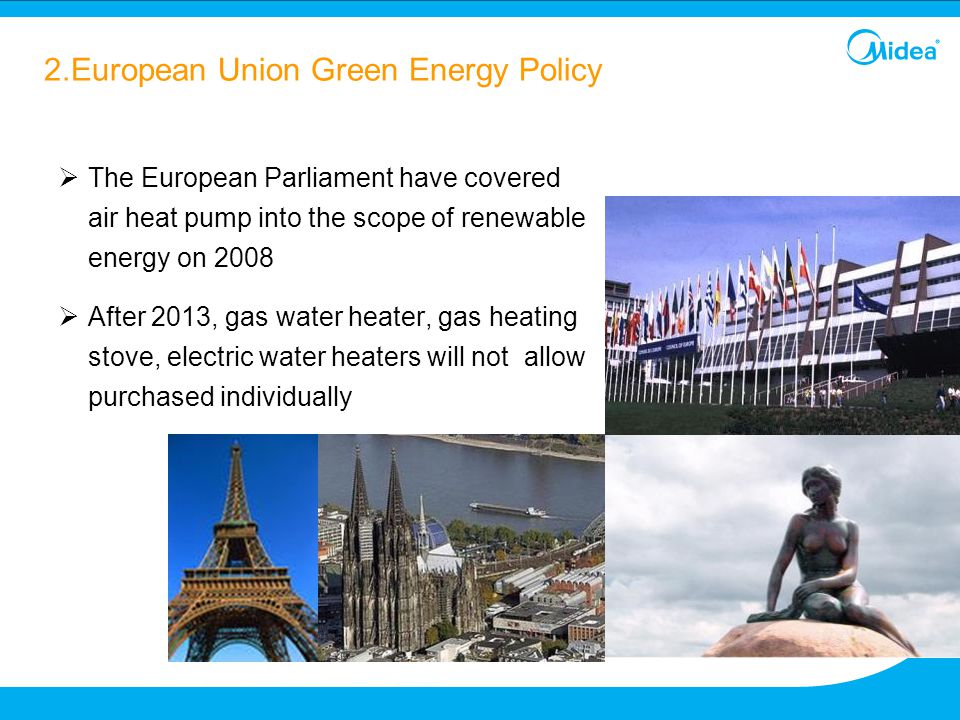 2.European Union Green Energy Policy
