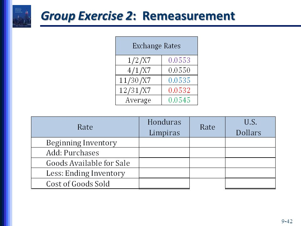 Group Exercise 2: Remeasurement