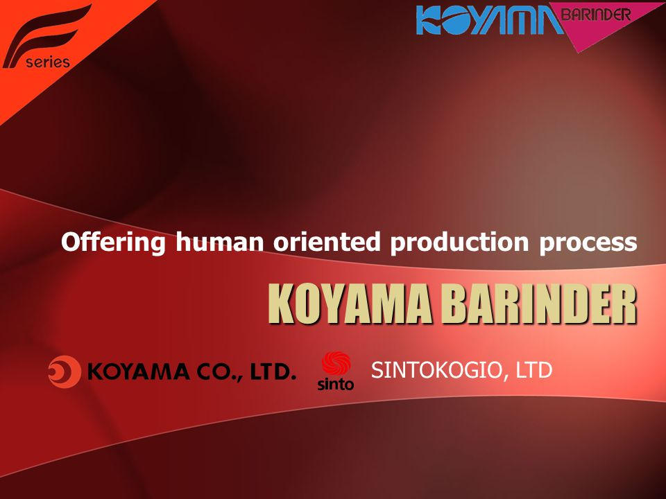 Offering human oriented production process
