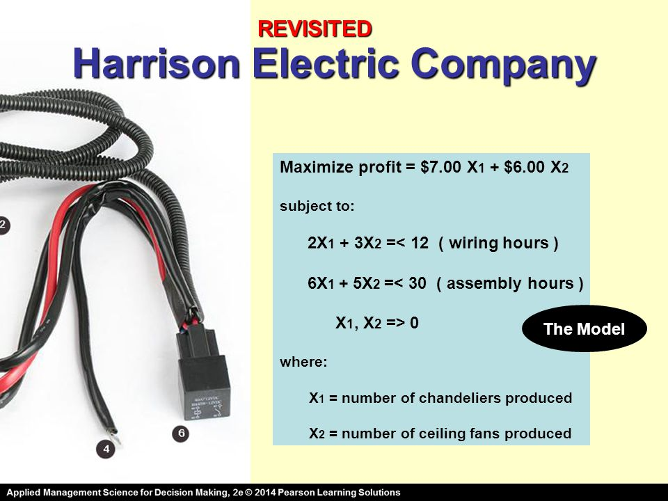 Harrison Electric Company