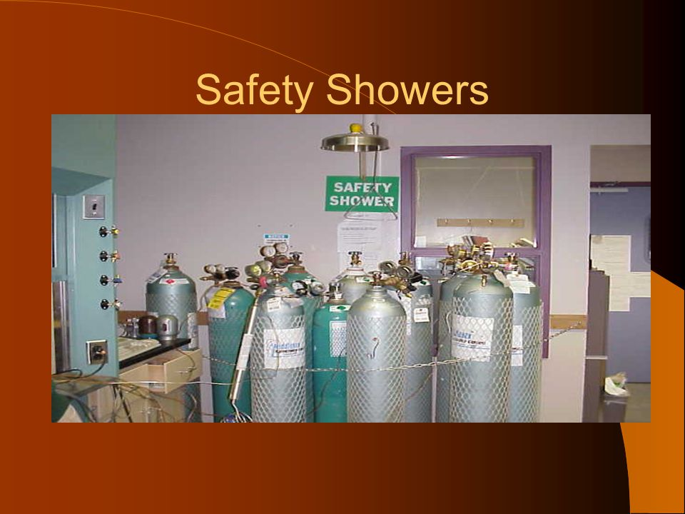 Safety Showers