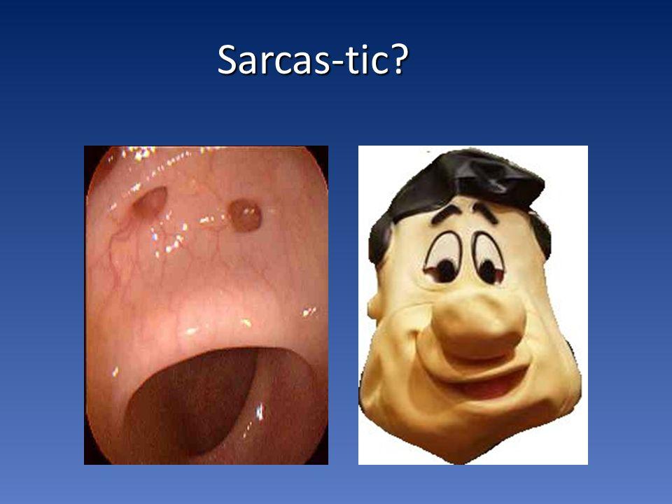 Sarcas-tic