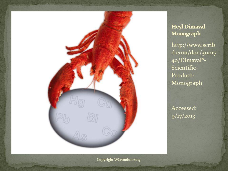 Heyl Dimaval Monograph