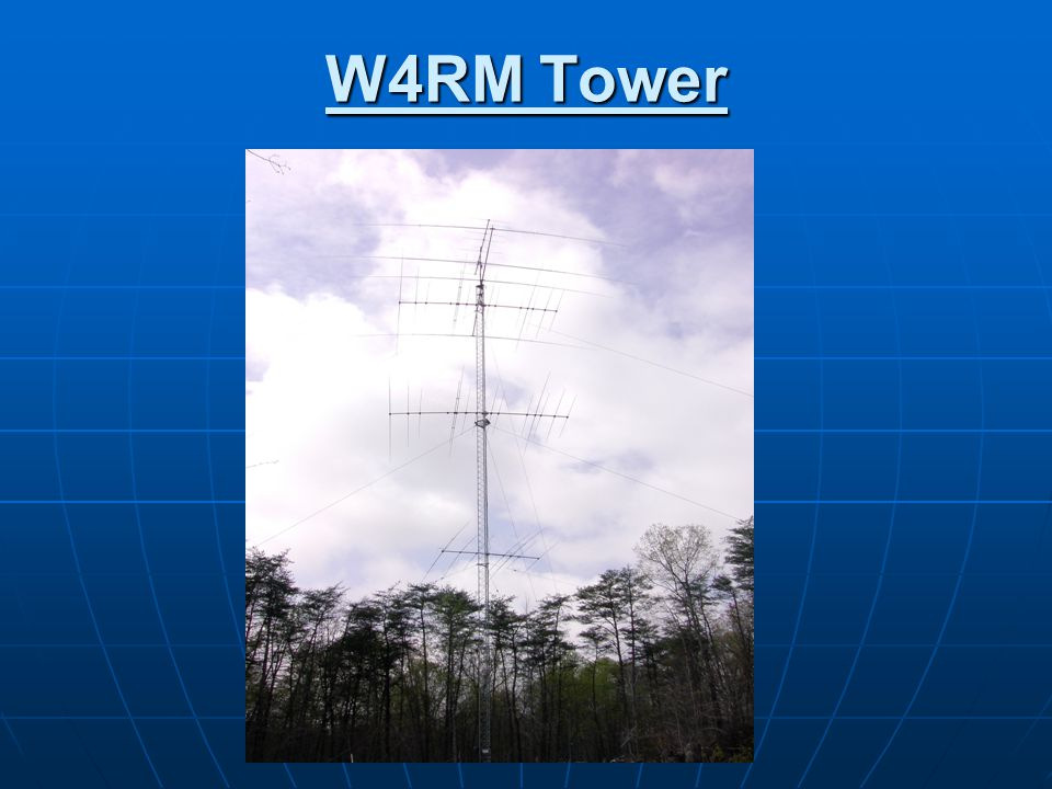 W4RM Tower