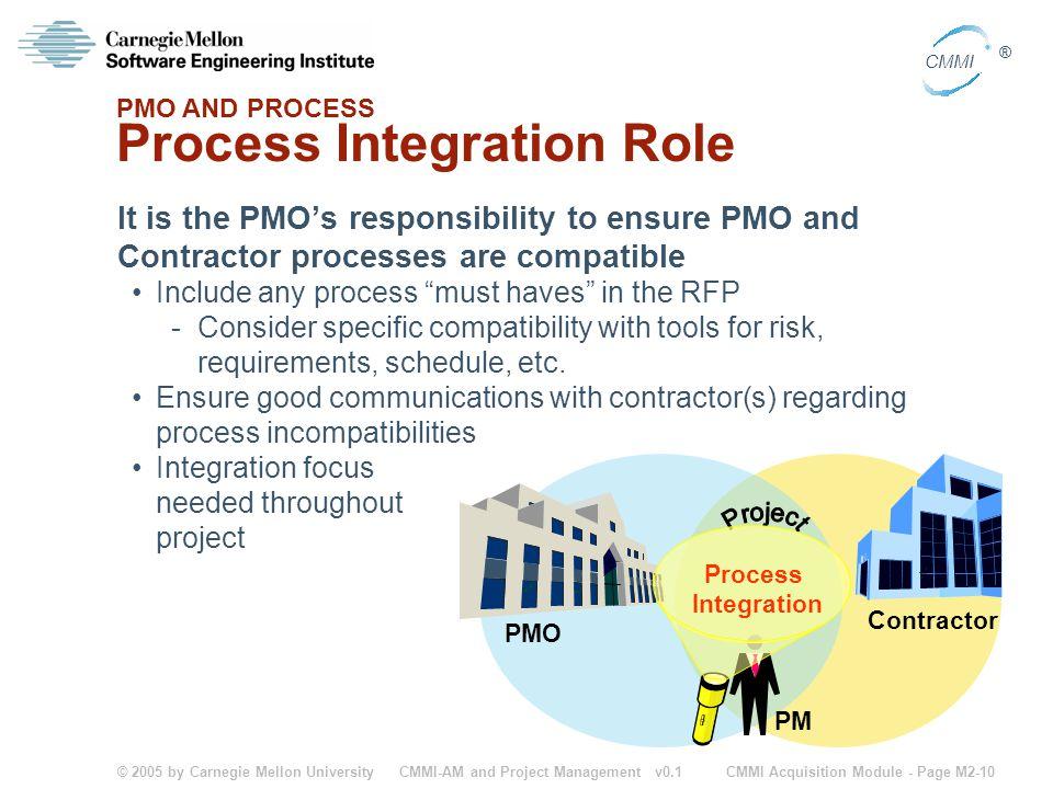 Process Integration Role