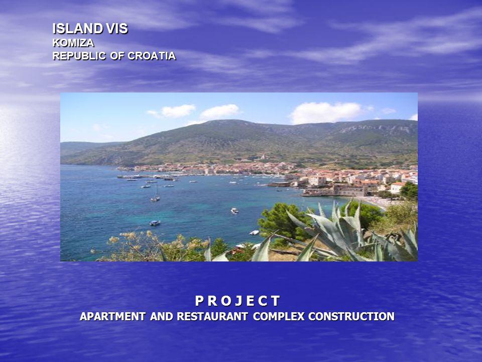 ISLAND VIS KOMIZA REPUBLIC OF CROATIA
