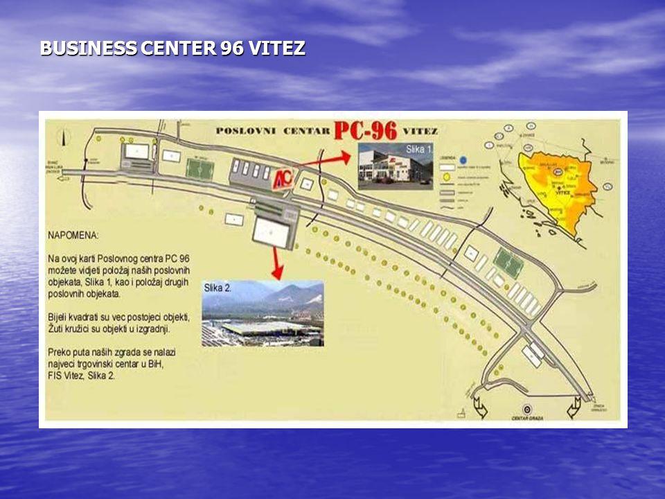 BUSINESS CENTER 96 VITEZ