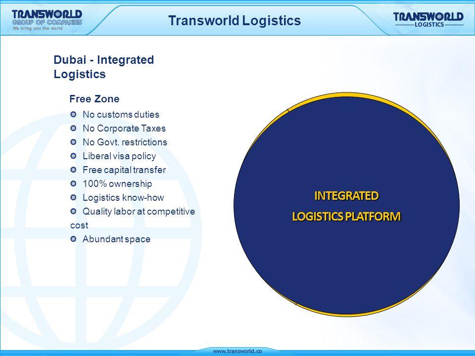 Dubai - Integrated Logistics