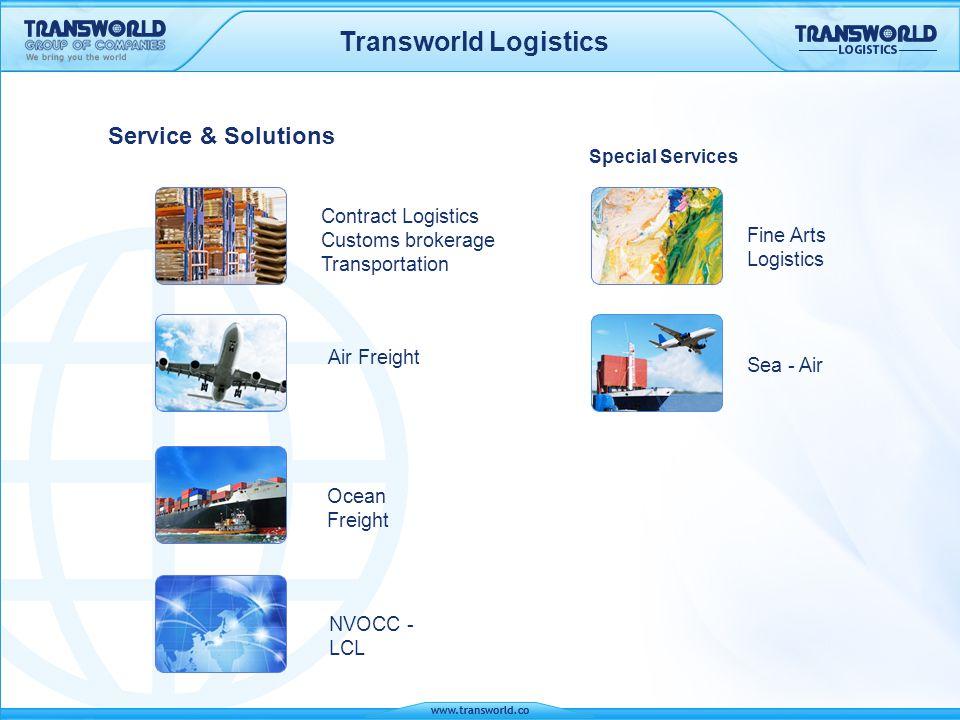Transworld Logistics Service & Solutions Contract Logistics