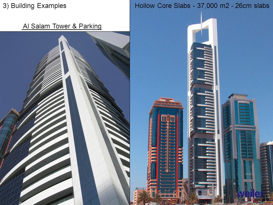 Al Salam Tower & Parking