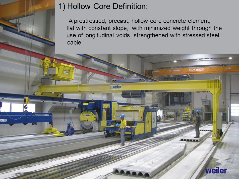 Hollow Core Definition: