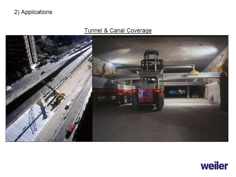 Tunnel & Canal Coverage