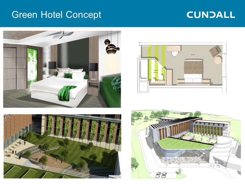 Green Hotel Concept