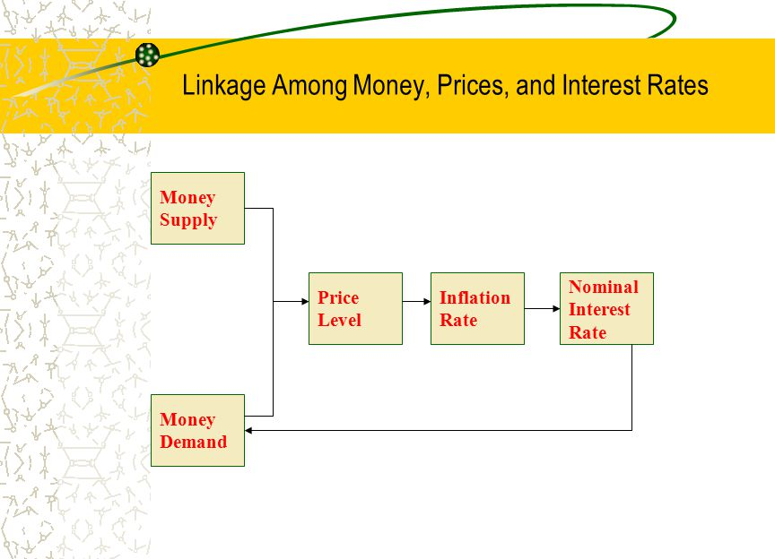 Linkage Among Money, Prices, and Interest Rates