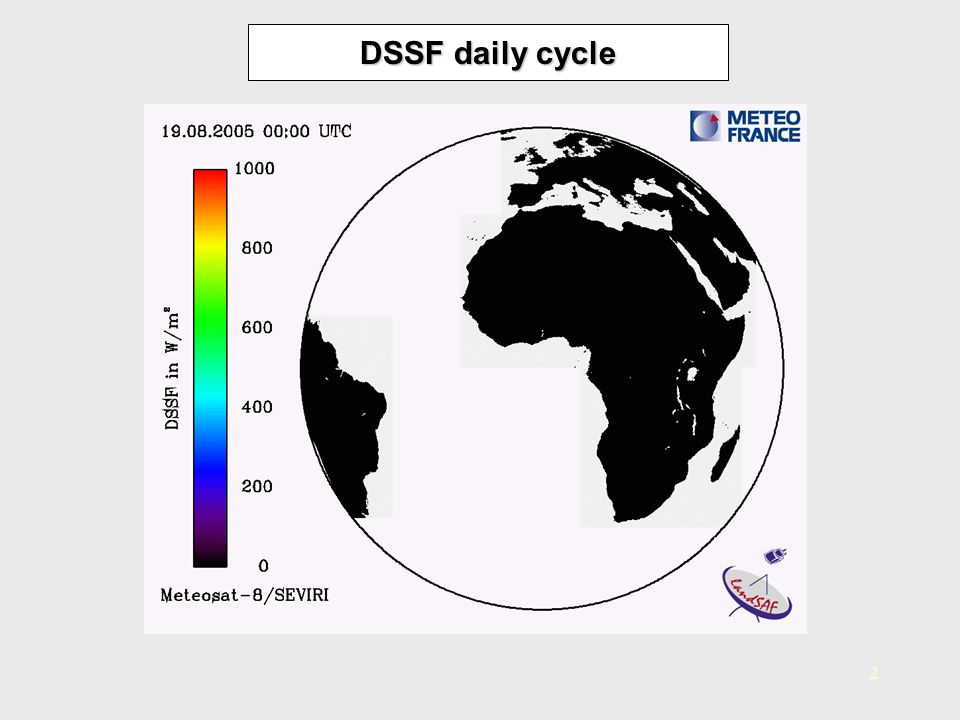 DSSF daily cycle