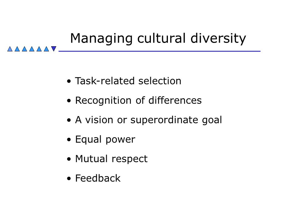 managing culturally diverse Title: managing cultural diversity: implications for organizational competitiveness created date: 20160808223641z.