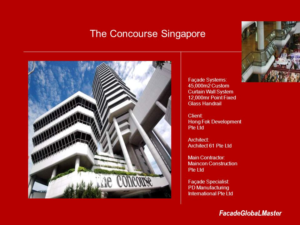 The Concourse Singapore