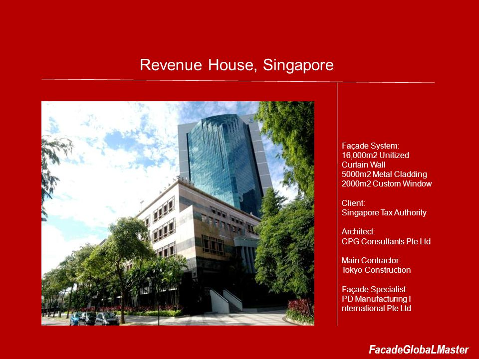 Revenue House, Singapore