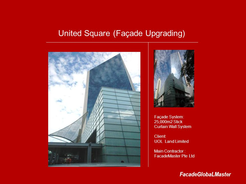 United Square (Façade Upgrading)