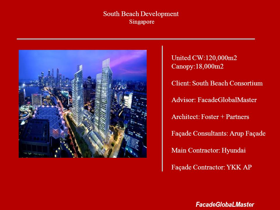 South Beach Development