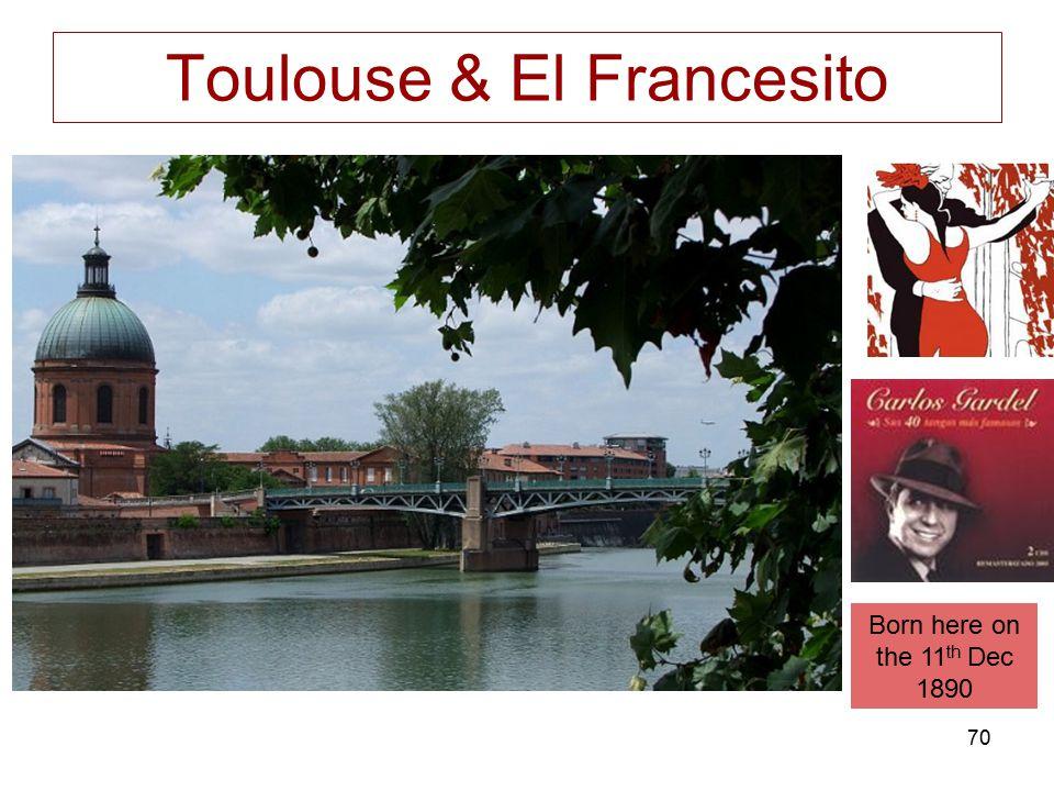 Toulouse & El Francesito