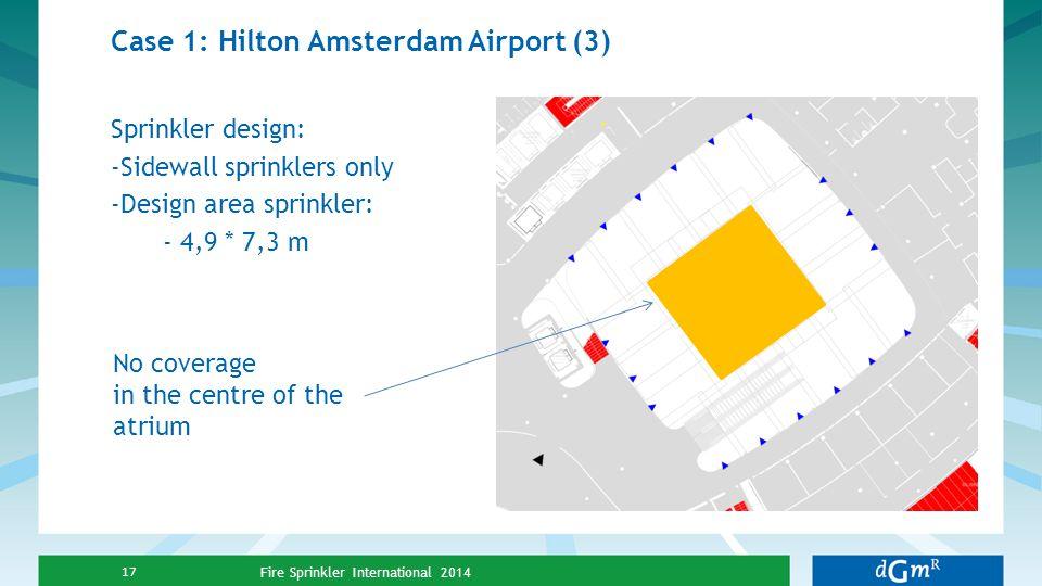Case 1: Hilton Amsterdam Airport (3)