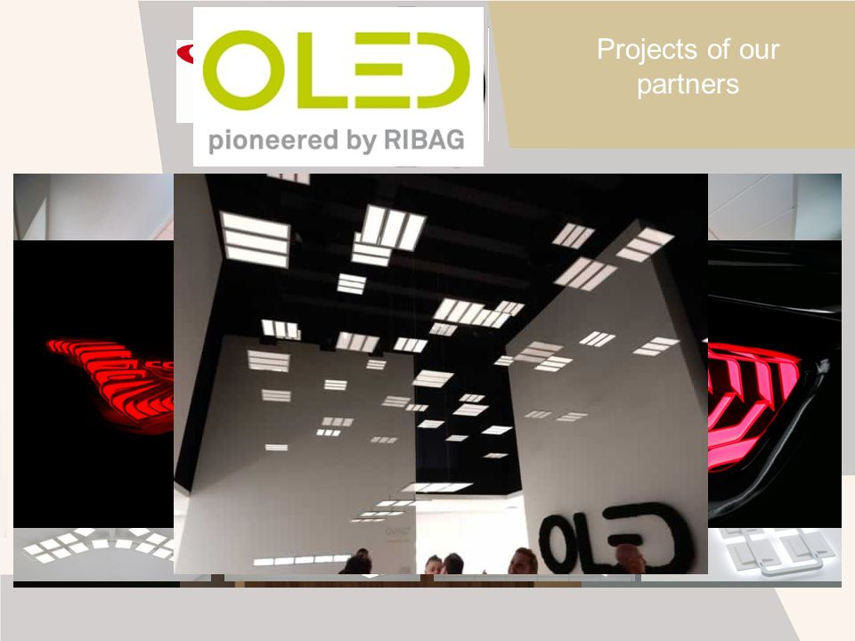 Projects of our partners